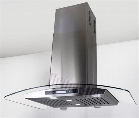 kitchen island exhaust fan stainless steel 30 kitchen fan oven range hoods island