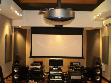 Decoration Ideas For Home front of hifi room
