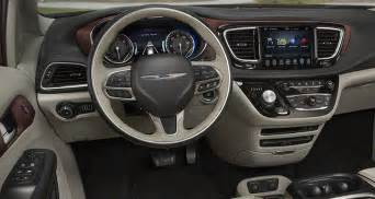 Chrysler Pacifia 2017 Chrysler Pacifica Release Date Price Engine Interior