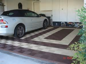 very good garage floor tiles tile designs plastic home design ideas