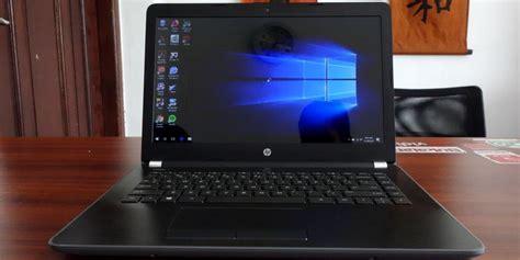 Harga Laptop Merk Hp A9 review hp 14 bw017au ngerjain tugas atau lancar