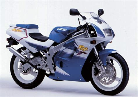 Suzuki Rg 125 Gamma Suzuki Rg125fu R Gamma