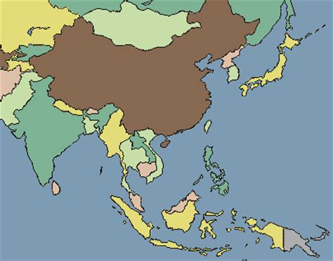 southeast asia map with country names vc funds are bullish across borders