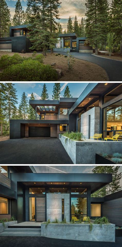 relaxing outdoor space of a house on balaclava road this new california house makes itself at home in the