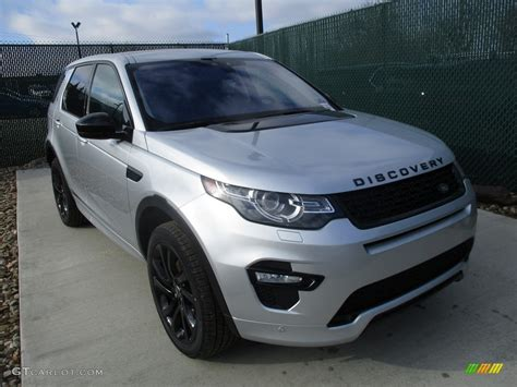 silver range rover sport 2017 2017 indus silver metallic land rover discovery sport hse