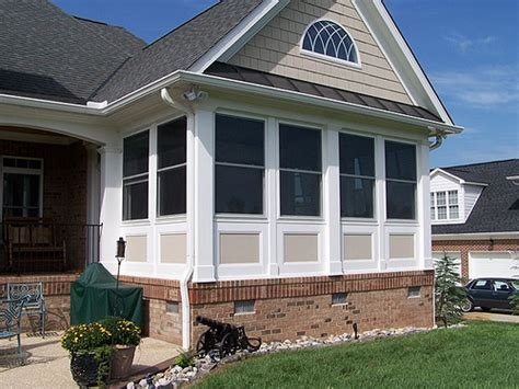 How To Enclose A Patio With Screen by Raleigh Sun Room Contractor Durham Sunrooms Custom Patio