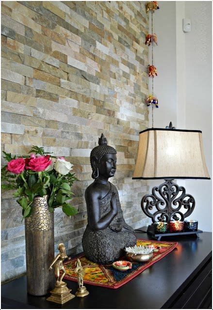 small handicrafts  golden polyresin buddha electric