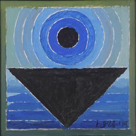 paint nite bindu beyond the black sun syed haider raza