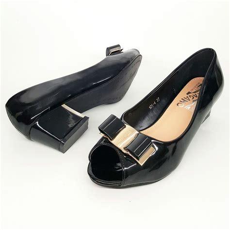 Impor Premium jual sepatu wanita impor premium salvatore ferragamo my