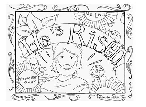 coloring pages palm sunday easter best easter coloring pages jellytelly parents