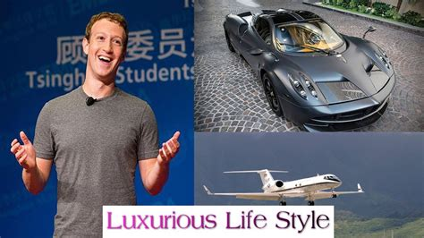 mark zuckerberg house and cars mark zuckerberg income houses cars private jet net worth luxurious lifestyle