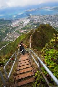 Stairs Hawaii by Haiku Stairs Wikipedia