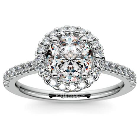Big Engagement Rings by Is Bigger Better The Debate On Big Engagement Rings