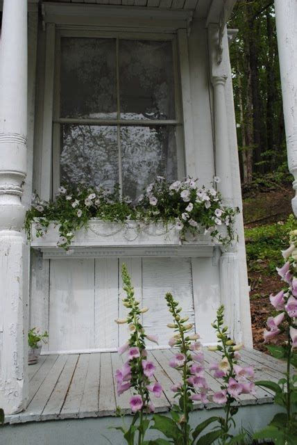 Cottage Window Boxes by How To Create A Window Box Cottage