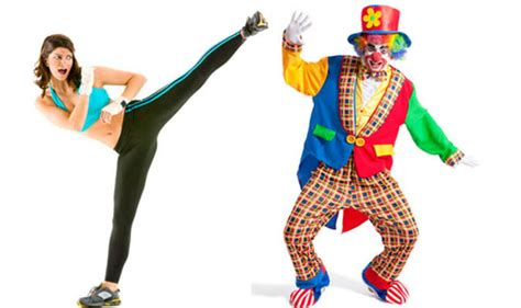 killer defense killer clown self defence classes offered to in