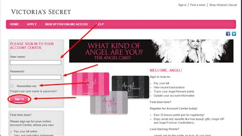 Victoria S Secret Angel Card Birthday Gift - victoria secret credit card change name infocard co