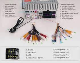 toyota sat nav wiring diagram wiring diagram manual