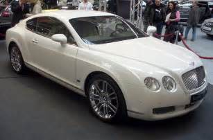 Bentley Continental White Cool Cars Bentley Continental Gt White