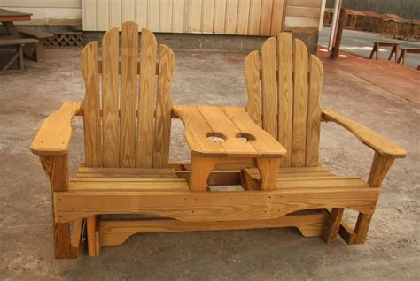 adirondack settee wood gliders and wood porch swings chambersburg pa