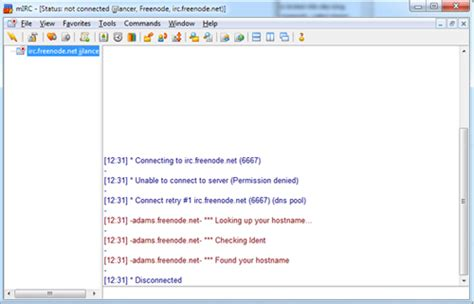 best irc client the top 7 best free irc clients for windows 7