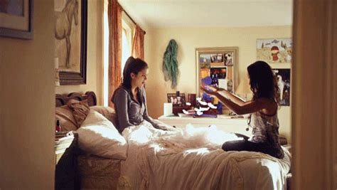 elena gilbert bedroom tvd gif find share on giphy