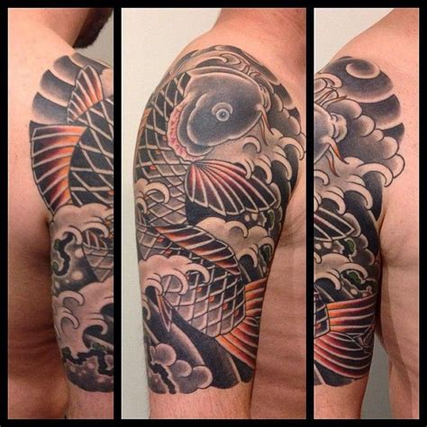 traditional japanese tattoo meanings 35 traditional japanese koi fish meaning and