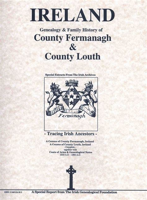 County Louth Ireland Birth Records Co Fermanagh Louth Ireland Genealogy And Family History Notes