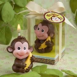 Monkey Favors Birthday monkey themed baby shower favors ideas