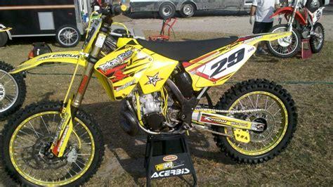 2002 Suzuki Rm 125 2002 Suzuki Rm 125 Moto Zombdrive