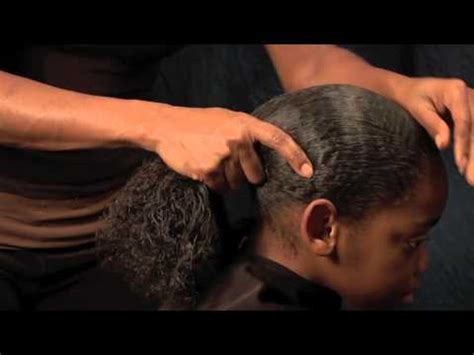 BBD BOSS Boys Natural Curly Ponytail / weekly special