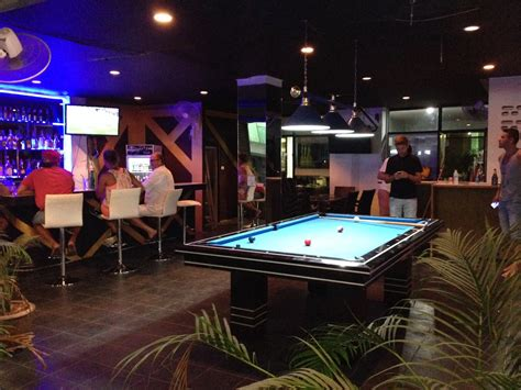 sports bar with pool tables skybar chaweng opens a new sports bar samui times