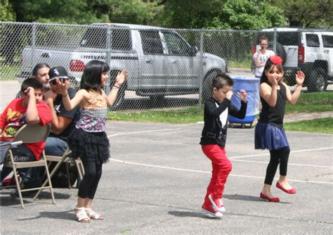 michael jackson biography for elementary students lake delton students perform at picnic galleries