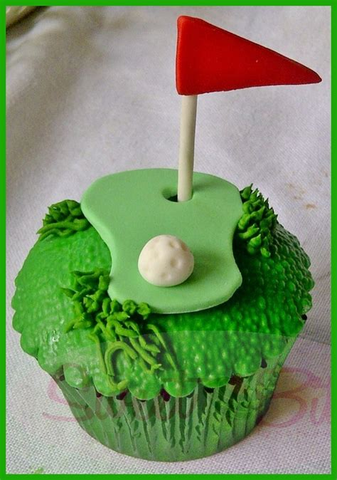 images  golf theme party cupcakes  pinterest golf theme dads  fathers day