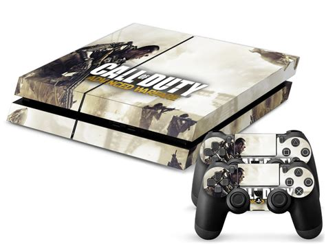 customize ps4 console 1set protective custom call of duty stickers for