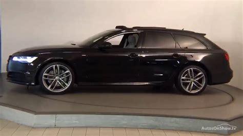 Audi A6 Schwarz by Fg16fpy Audi A6 Avant Tdi Quattro S Line Black Edition