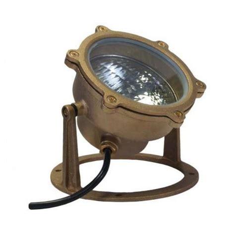 Solid Brass Light Fixtures Orbit Industries 5500 Solid Brass Underwater Light Fixture Par36 L Not Included 75 Watt Max