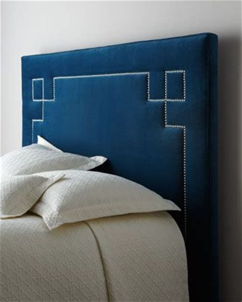 geometric pattern headboard headboards upholstered headboards and geometric designs