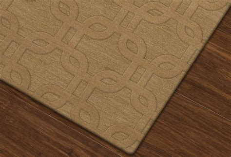 Custom Wool Area Rugs Dalyn Dover Custom Dv7 Wheat Casual Area Rugs
