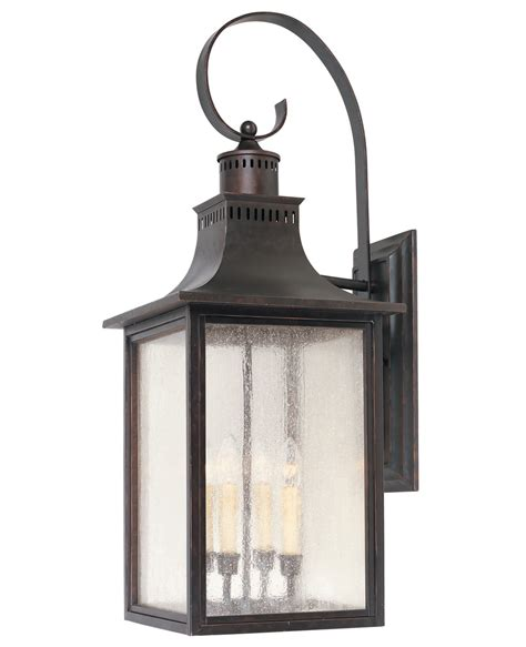 Landscape Lighting Products Savoy House 5 257 13 Monte Grande Outdoor Wall Mount Lantern