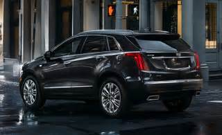 Automatic Interior Door Opener 2017 Cadillac Xt5 Priced From 40k News Car And Driver