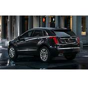 2017 Cadillac XT5 Priced From $40K  News Car And Driver
