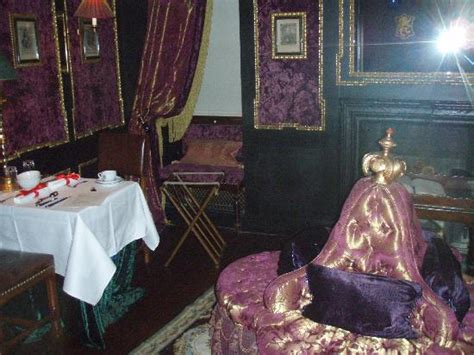 The Witchery Dining Room by The Bed The Rectory Picture Of The Witchery By The