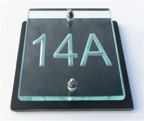 design house number house numbers plaque design the homy design