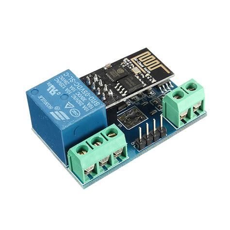Esp8266 5v Wifi Relay Module Diy Iot Remote Smart Home 3pcs esp8266 5v wifi relay module of things smart home phone app remote switch