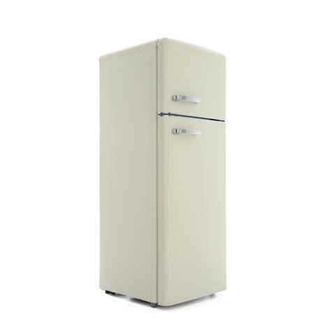 retro style fridge freezers uk buy me meffr213cr 50 s retro style fridge freezer
