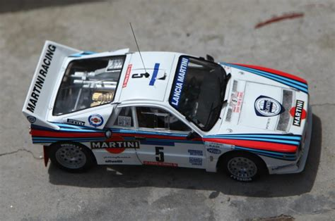 Lancia 037 Rally Lancia 037 Rally 1 24 Hasegawa Imodeler