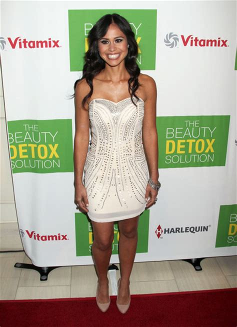The Detox Solution By Snyder Free by The Detox Solution Book Launch Arrivals