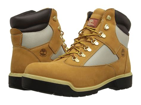 timberland field boot timberland field boot 6 quot f l waterproof at zappos