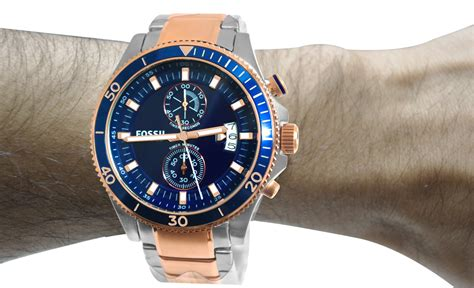 Jam Tangan Fossil Pria Original jual fossil original ch2954 jam tangan pria goodtime