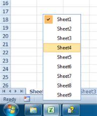 membuat link antar sheet excelheru cara membuat link ke setiap sheet di workbook